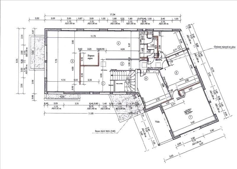 Sale office Perpignan 285000€ - Picture 3