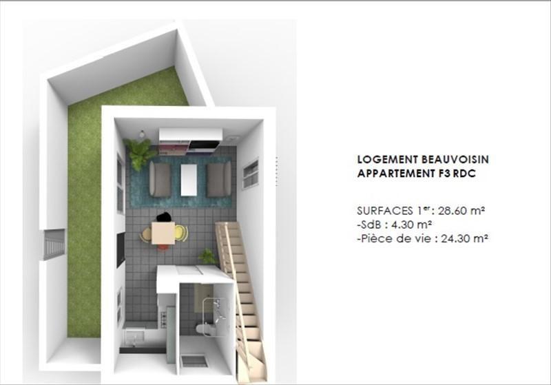 Vente maison / villa Beauvoisin 149900€ - Photo 8