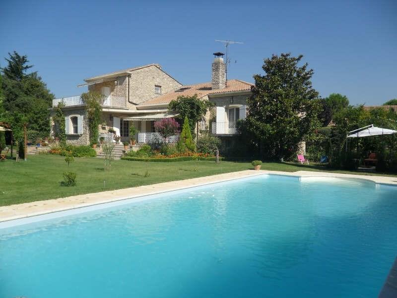 Verkauf von luxusobjekt haus Avignon extra muros 650000€ - Fotografie 2
