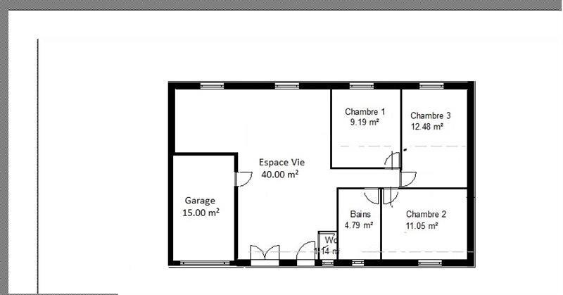 Maison  5 pièces + Terrain 300 m² Pignan par VILLAS TERRA MERIDIONA
