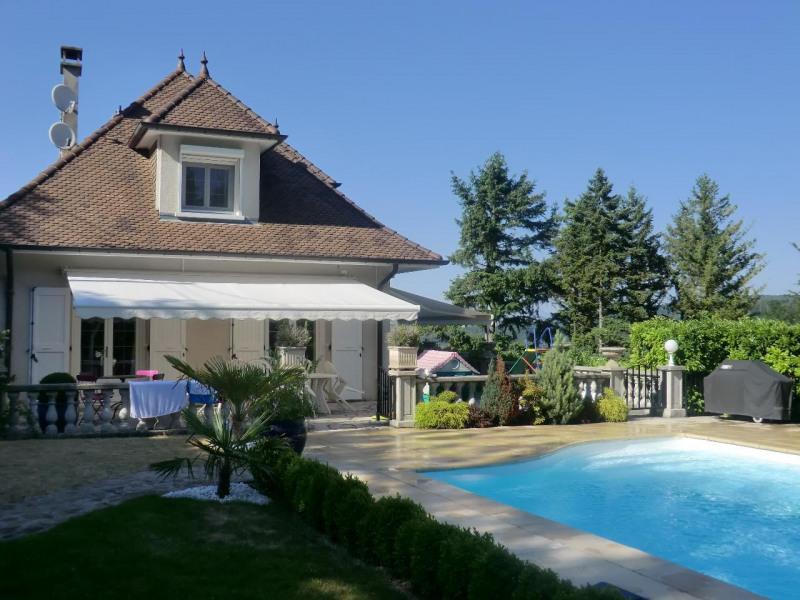 Vente maison / villa Nivolas-vermelle 540000€ - Photo 1