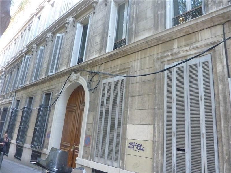 Rental office Marseille 6ème 300€ HT/HC - Picture 1