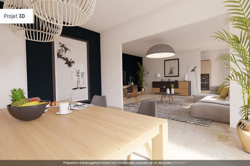 Vente appartement Vallauris 419 000€ - Photo 2