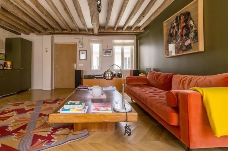 Vente appartement Paris 2ème 889000€ - Photo 3