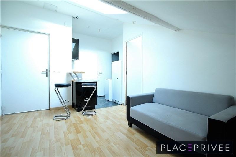 Vente appartement Nancy 66000€ - Photo 1