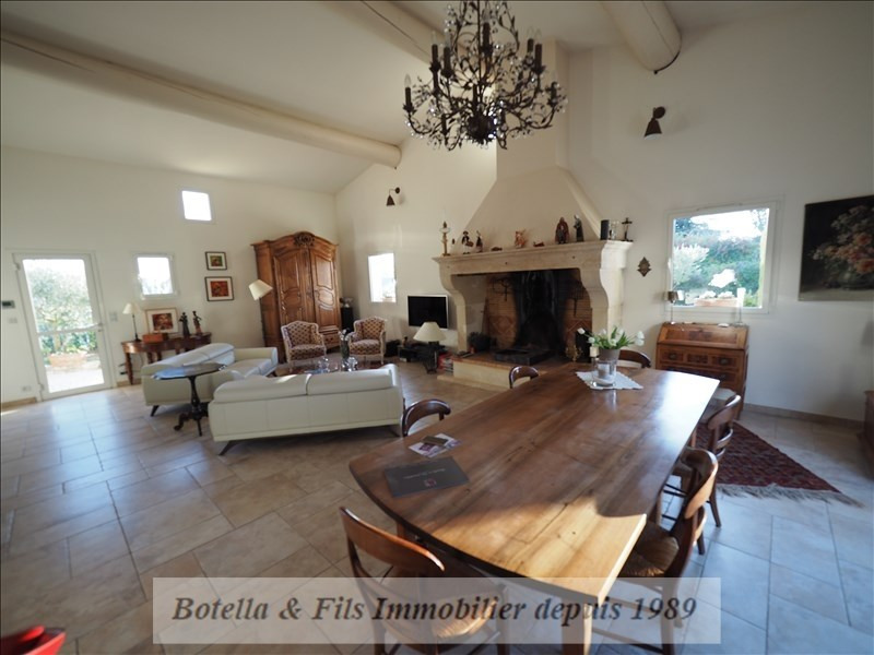 Deluxe sale house / villa Goudargues 1 265 000€ - Picture 2