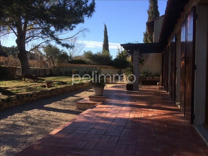 Sale house / villa Grans 359000€ - Picture 5