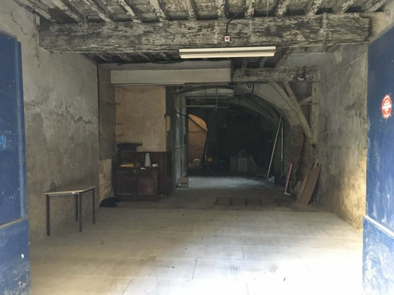 Vente local commercial Bordeaux 420 000€ - Photo 1