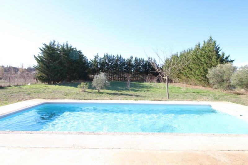 Vente maison / villa Jonquières saint vincent 323000€ - Photo 7