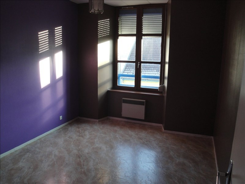 Verkoop  appartement Pont de roide 55000€ - Foto 5