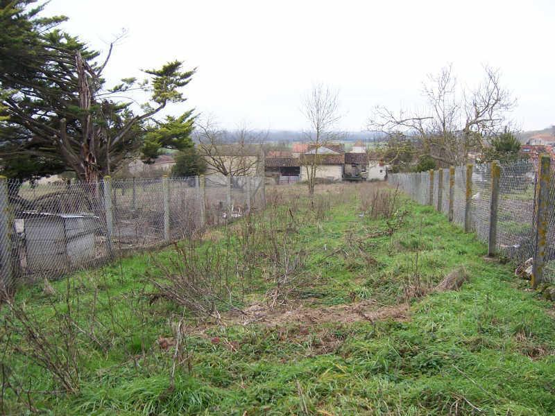 Vente terrain Aigre 34100€ - Photo 2