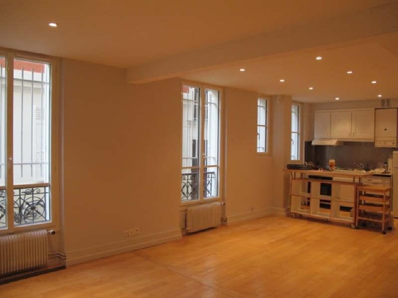 Rental apartment Paris 17ème 2070€ CC - Picture 2