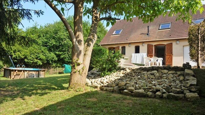 Vente maison / villa Breval 5mn 235000€ - Photo 1