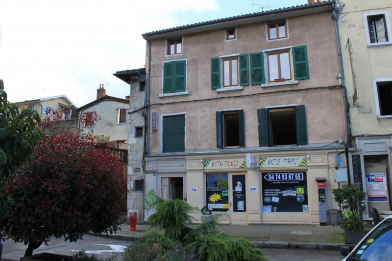 Vente immeuble Vienne 333000€ - Photo 2