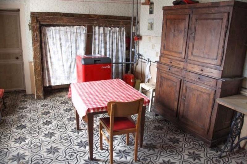 Vente maison / villa Toutencourt 75000€ - Photo 5