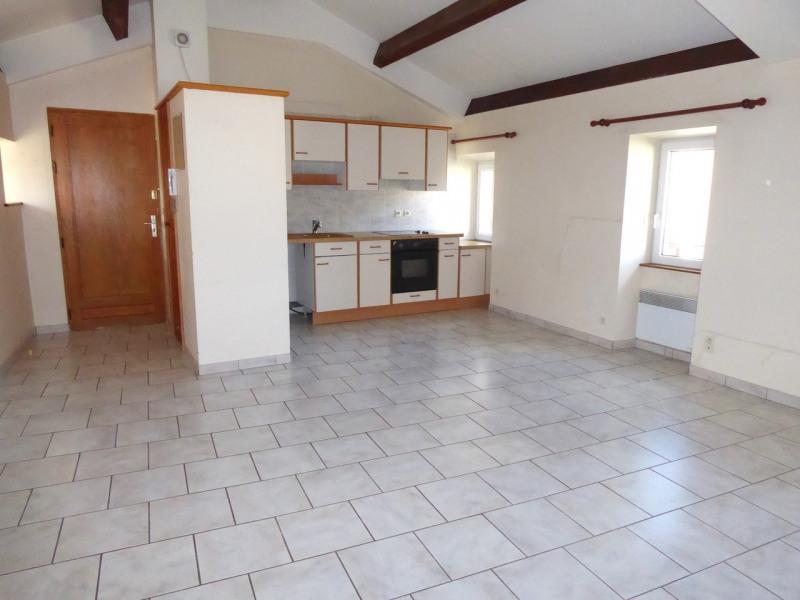 Location appartement Joyeuse 395€ CC - Photo 1