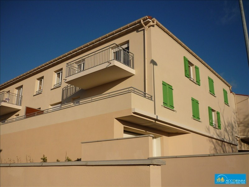 Rental apartment Ternay 621€ CC - Picture 2
