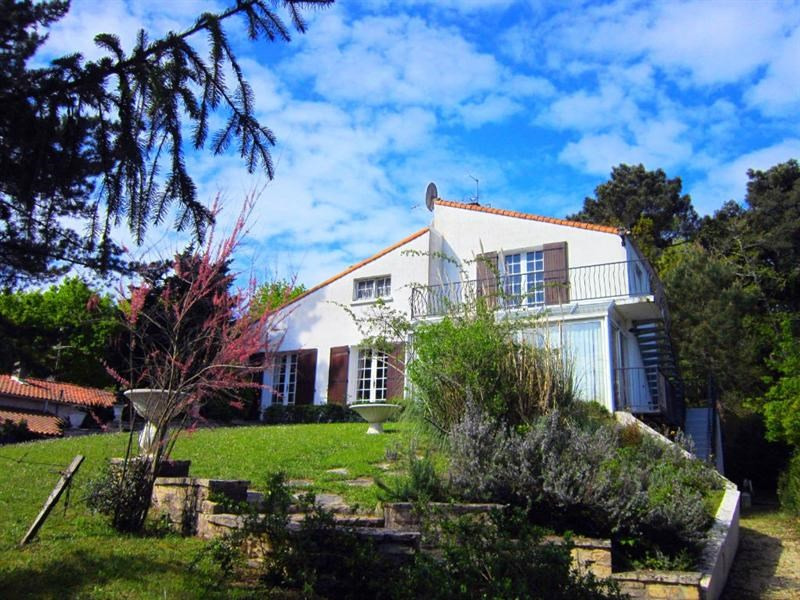 Sale house / villa Saint palais sur mer 548625€ - Picture 2