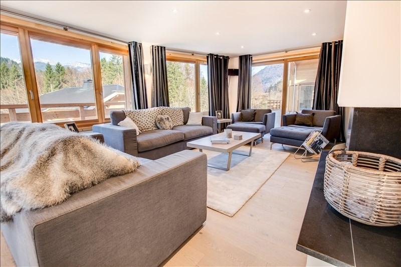 Vente de prestige maison / villa Morzine 1195000€ - Photo 1