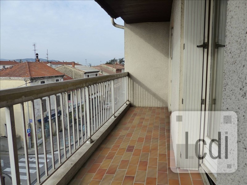 Vente appartement Portes les valence 112000€ - Photo 4
