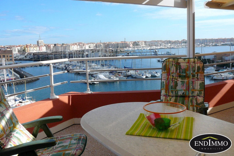 Deluxe sale apartment Agde 795000€ - Picture 4