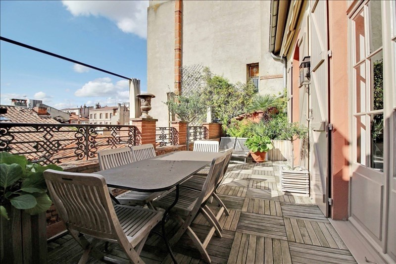 Vente de prestige appartement Toulouse 1 295 000€ - Photo 1