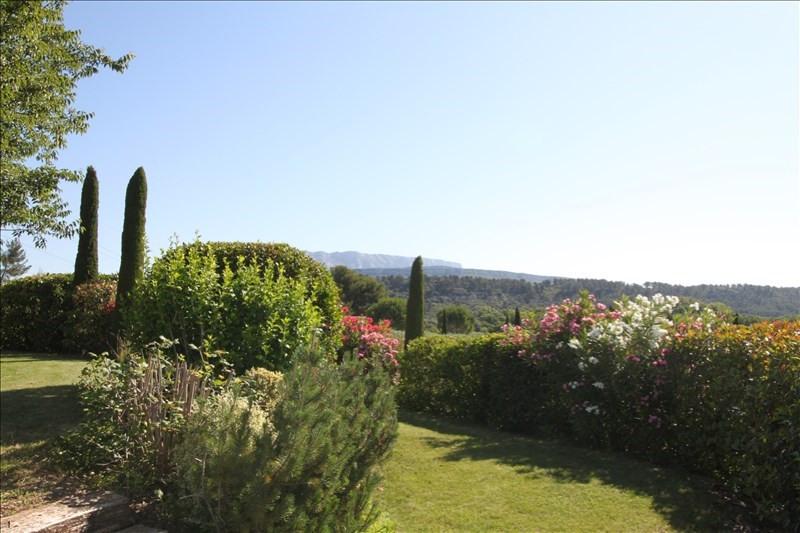 Verkoop van prestige  huis Meyreuil 855000€ - Foto 8