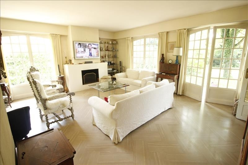 Verkauf von luxusobjekt haus Fourqueux 1355000€ - Fotografie 2