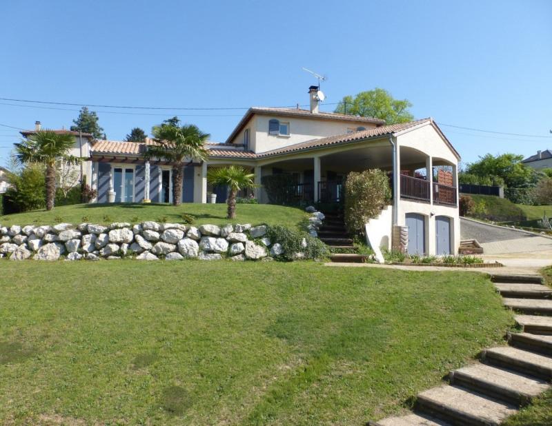 Vente maison / villa Cheyssieu 339000€ - Photo 1