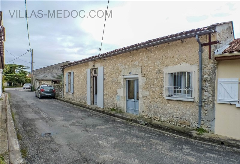Sale house / villa St yzans de medoc 102600€ - Picture 1
