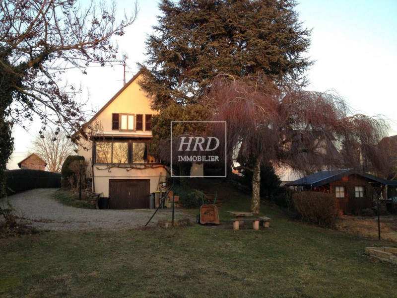 Vente maison / villa Offenheim 485000€ - Photo 1