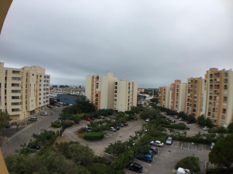 Location appartement Carnon plage 440€ CC - Photo 1