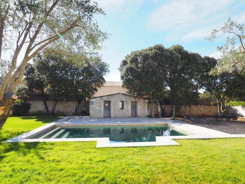 Vente de prestige maison / villa Uzes 749000€ - Photo 2