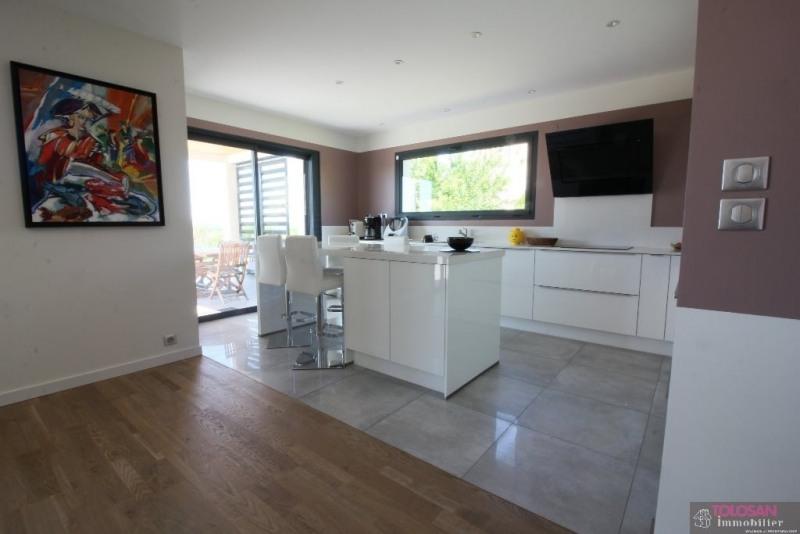 Deluxe sale house / villa Montgiscard secteur 698000€ - Picture 6