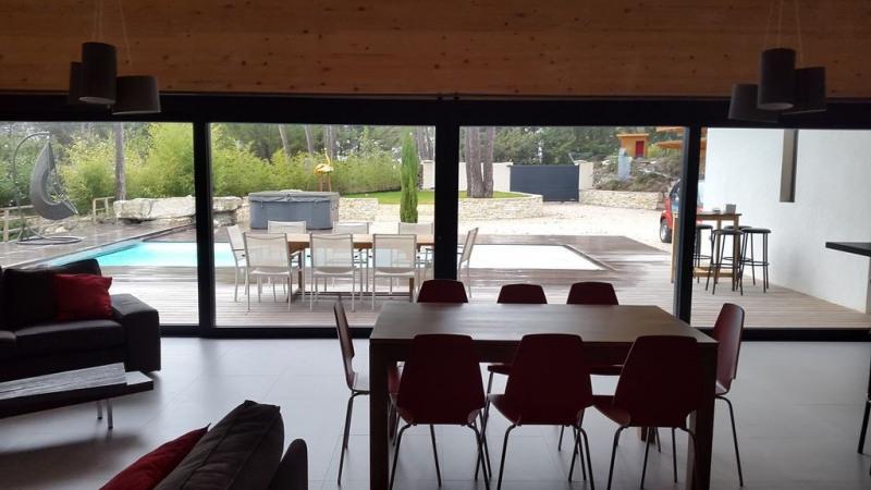 Vacation rental house / villa Aix en provence  - Picture 10
