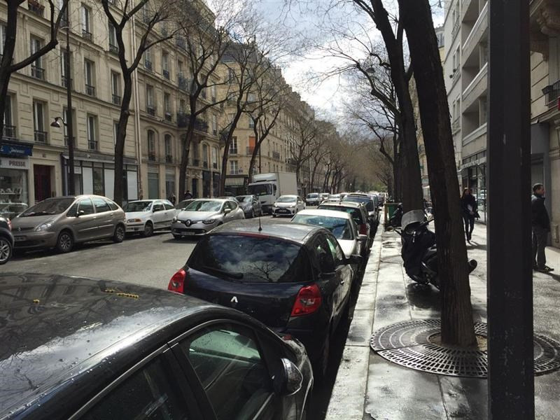 Location Boutique Paris 17ème 0