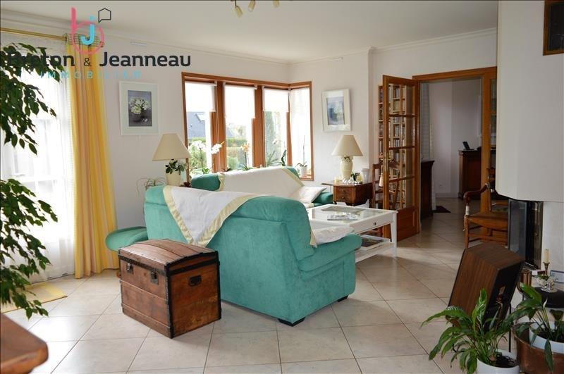 Vente maison / villa L'huisserie 270400€ - Photo 4