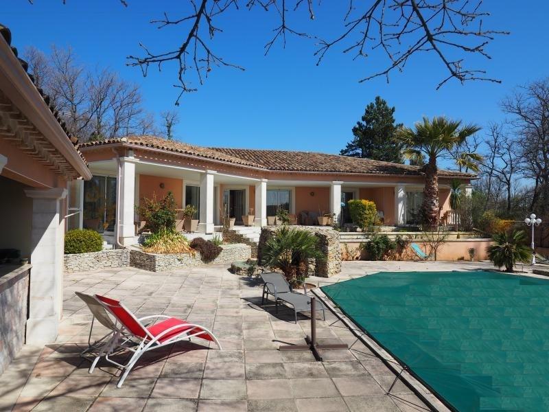 Deluxe sale house / villa Uzes 585000€ - Picture 1
