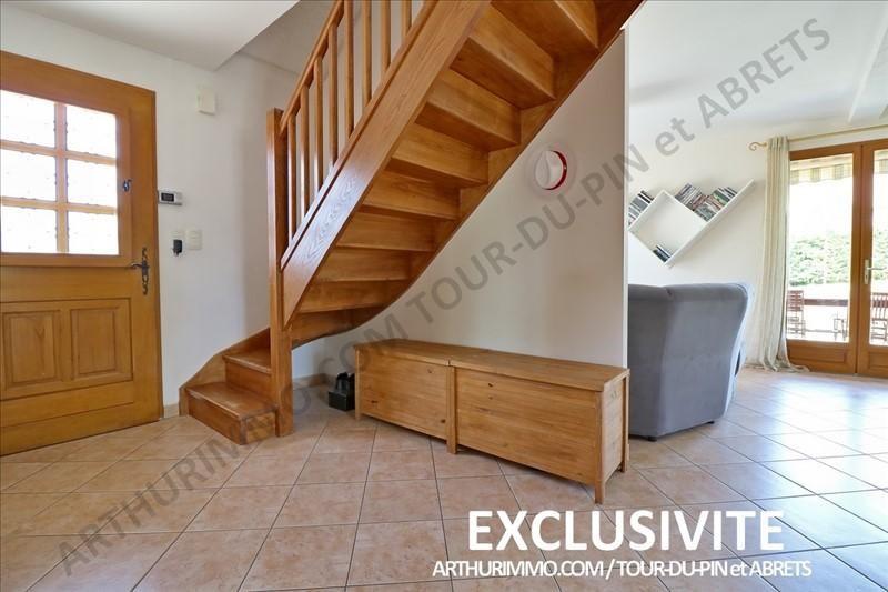 Sale house / villa La tour du pin 209000€ - Picture 6