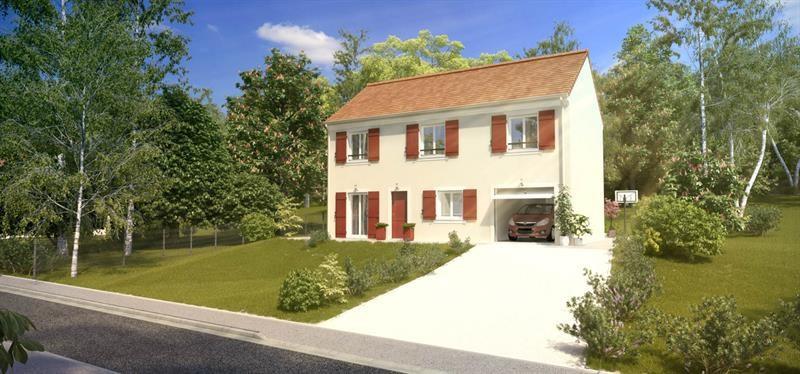 """Modèle de maison  """"Labry 3.111 GI"""" à partir de 4 pièces Seine-Saint-Denis par A&A CONSEIL"""