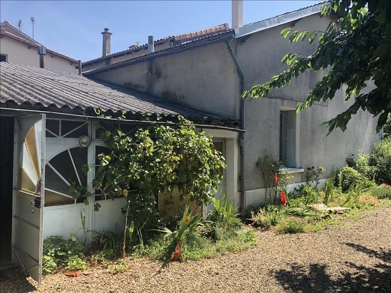 Venta  casa Poitiers 128000€ - Fotografía 1