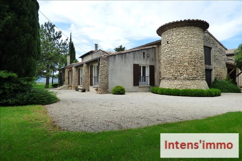 Vente de prestige maison / villa Loriol sur drome 795000€ - Photo 1