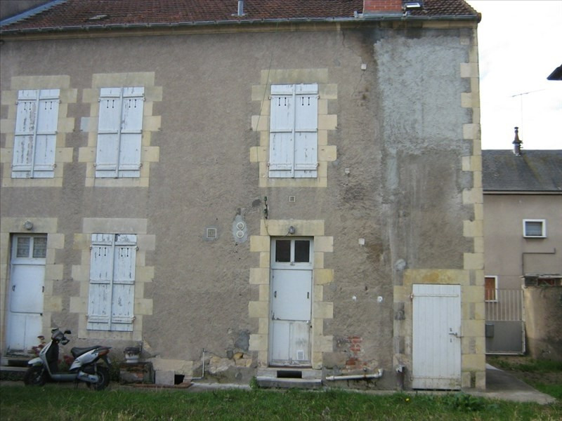 Rental apartment Nevers 295€ CC - Picture 2
