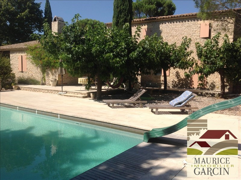 Vente de prestige maison / villa Gordes 1150000€ - Photo 2