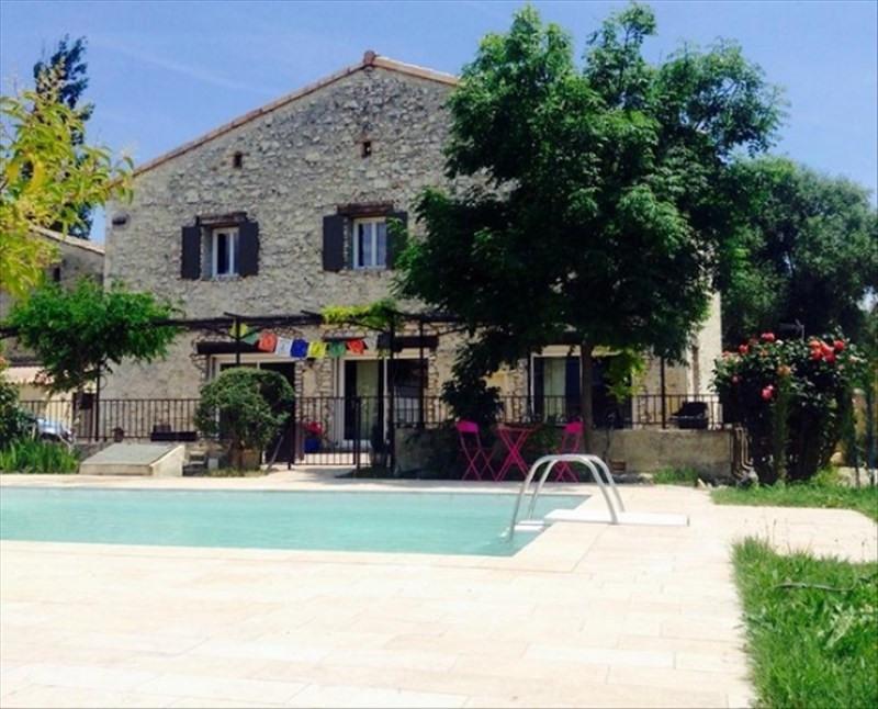 Sale house / villa Montelimar 420000€ - Picture 1