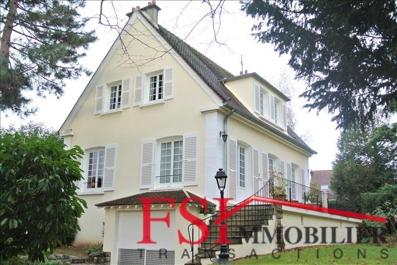 Vente maison / villa St leu la foret 787000€ - Photo 1