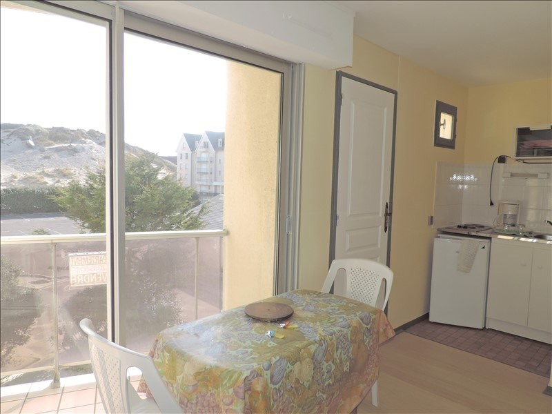 Vente appartement Fort mahon plage 75 950€ - Photo 2