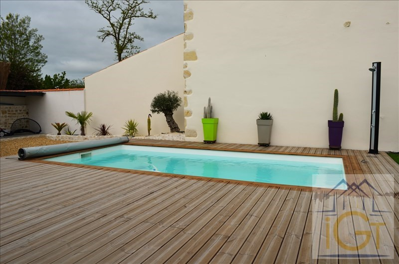 Sale house / villa St medard d aunis 375000€ - Picture 1