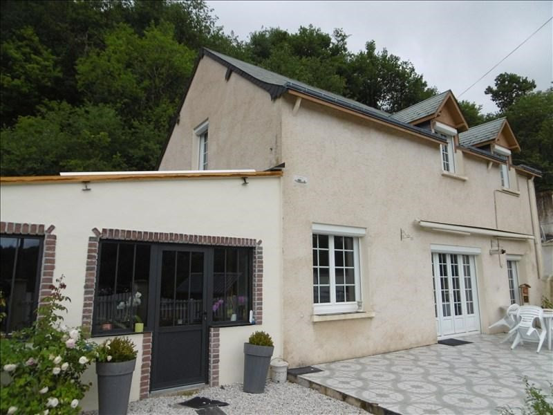 Vente maison / villa La chartre sur le loir 202000€ - Photo 1