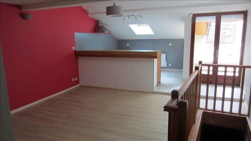 Rental apartment Nantua 450€ CC - Picture 1